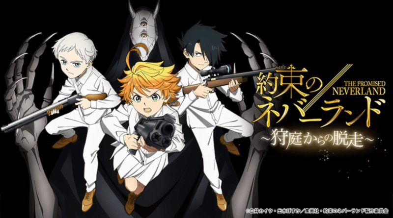 The Promised Neverland: Escape the Hunting Grounds