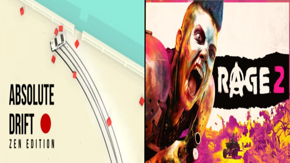 Absolute Drift & Rage 2