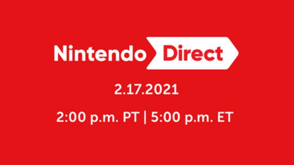 Nintendo Direct Febbraio 2021