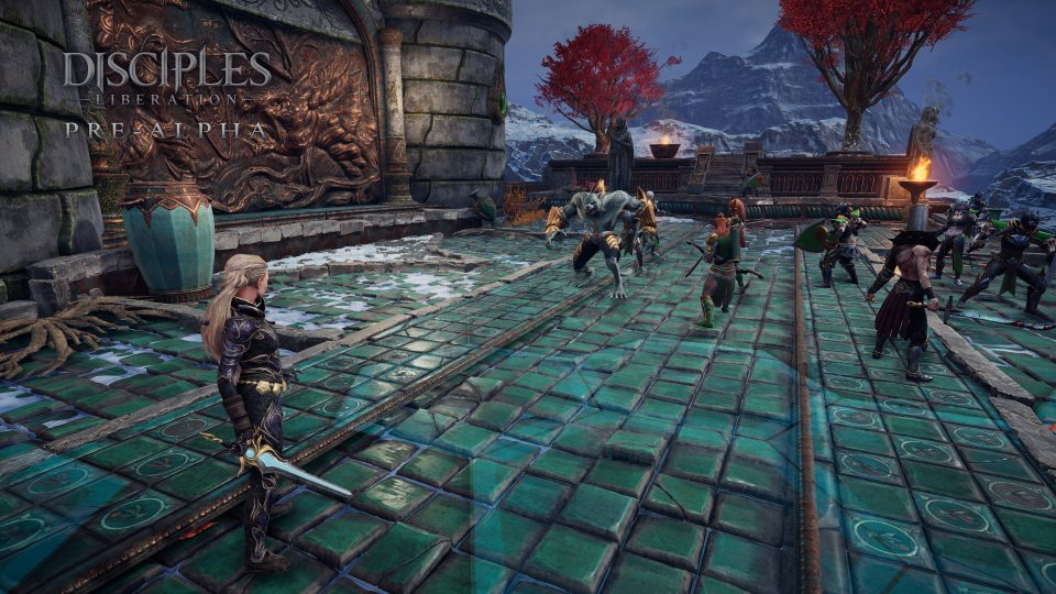 Disciples: Liberation annunciato per PS5, PS4, Xbox Series, Xbox One e PC 4