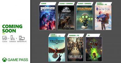 Xbox Game Pass Febbraio 2021