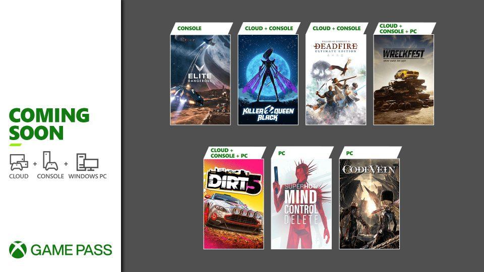 Xbox Game Pass Fine Febbraio 2021