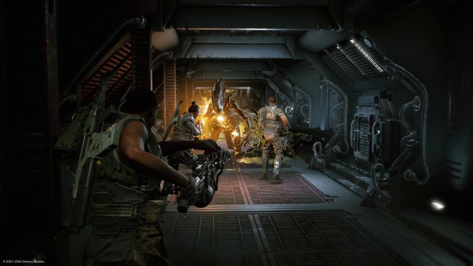Aliens: Fireteam annunciato per PS5, PS4, Xbox Series, Xbox One e PC 9