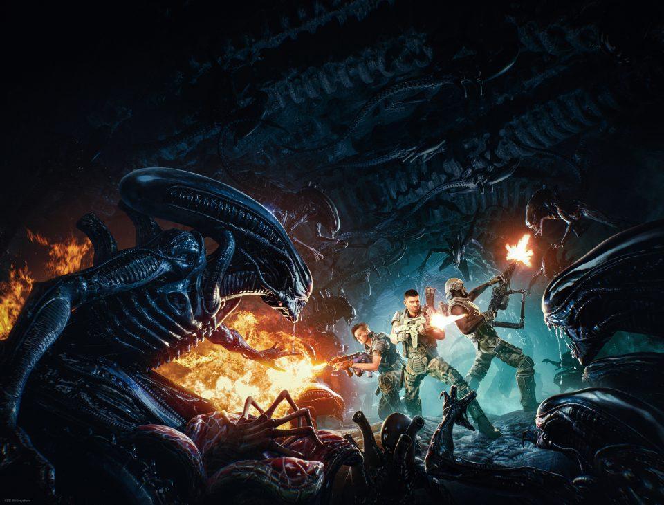 Aliens: Fireteam annunciato per PS5, PS4, Xbox Series, Xbox One e PC 11