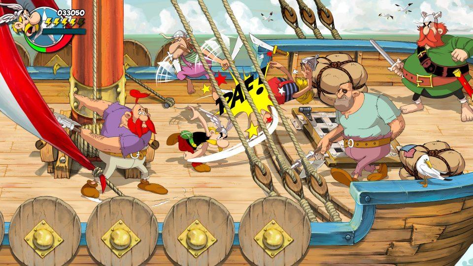 Asterix & Obelix: Slap Them All! annunciato per PS4, Xbox One, Switch e PC 1