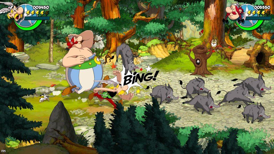 Asterix & Obelix: Slap Them All! annunciato per PS4, Xbox One, Switch e PC 2