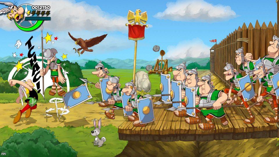 Asterix & Obelix: Slap Them All! annunciato per PS4, Xbox One, Switch e PC 4