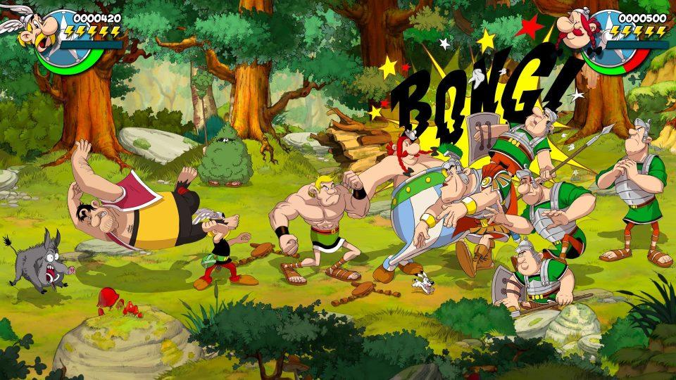 Asterix & Obelix: Slap Them All! annunciato per PS4, Xbox One, Switch e PC 5