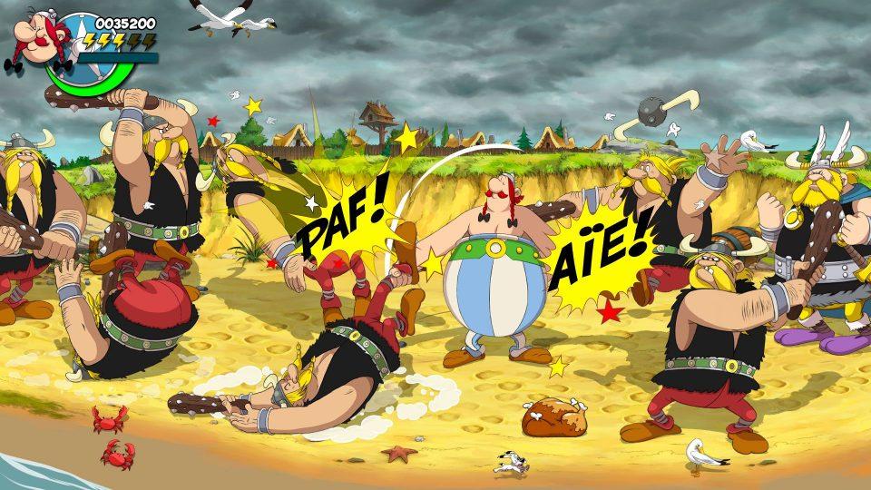 Asterix & Obelix: Slap Them All! annunciato per PS4, Xbox One, Switch e PC 7