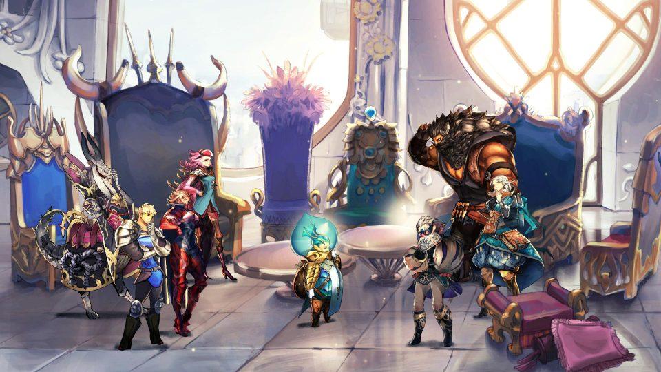 Astria Ascending arriva nel 2021 su PS5, PS4, Xbox Series, Xbox One, Switch e PC 1