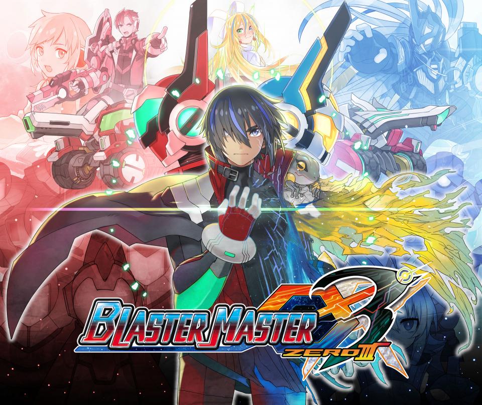 Blaster Master Zero III annunciato per PS4, Switch e PC 6