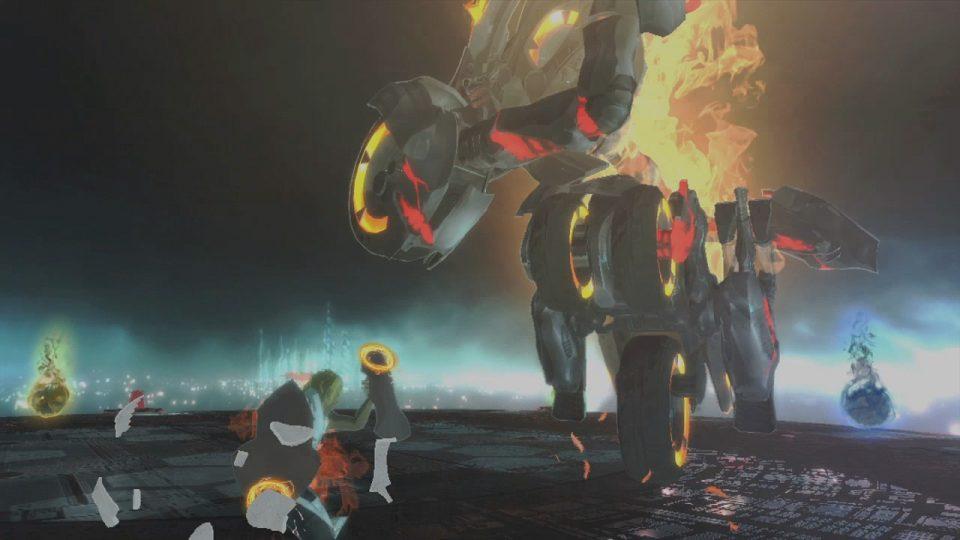 El Shaddai: Ascension of the Metatron arriva su PC a metà Aprile 10