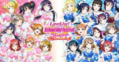 Love Live! School Idol Festival ~after school ACTIVITY~ Wai-Wai! Home Meeting!!