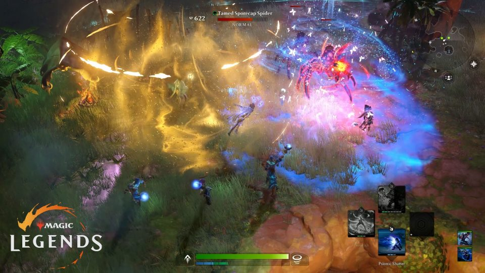 Magic: Legends, ora disponibile la open beta per PC 1