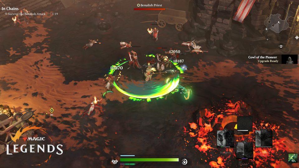 Magic: Legends, ora disponibile la open beta per PC 4