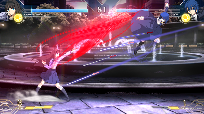 Melty Blood: Type Lumina annunciato per PS4, Xbox One e Switch 8
