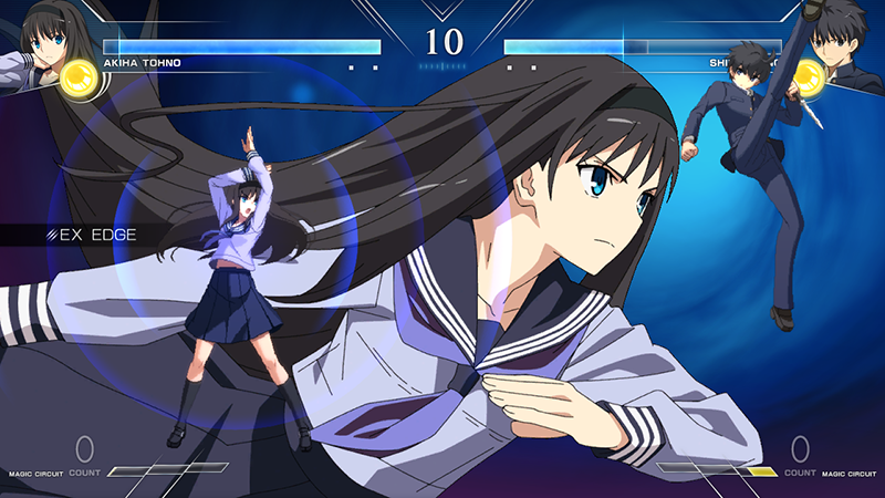 Melty Blood: Type Lumina annunciato per PS4, Xbox One e Switch 9