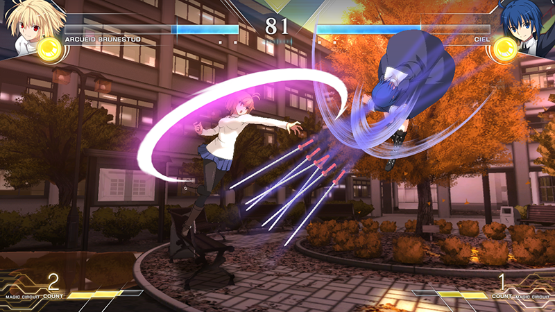Melty Blood: Type Lumina annunciato per PS4, Xbox One e Switch 10