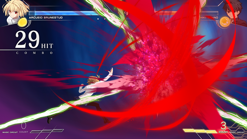 Melty Blood: Type Lumina annunciato per PS4, Xbox One e Switch 11