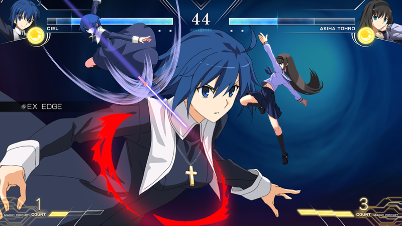 Melty Blood: Type Lumina annunciato per PS4, Xbox One e Switch 12
