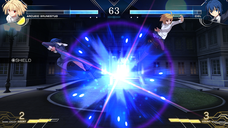 Melty Blood: Type Lumina annunciato per PS4, Xbox One e Switch 13