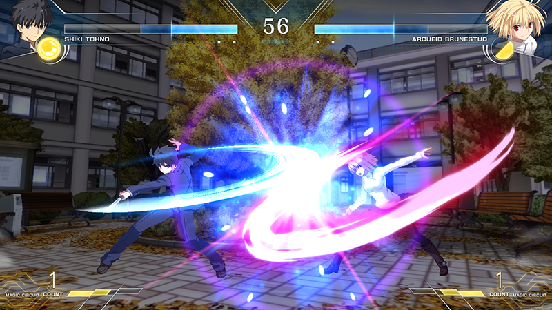 Melty Blood: Type Lumina annunciato per PS4, Xbox One e Switch 14
