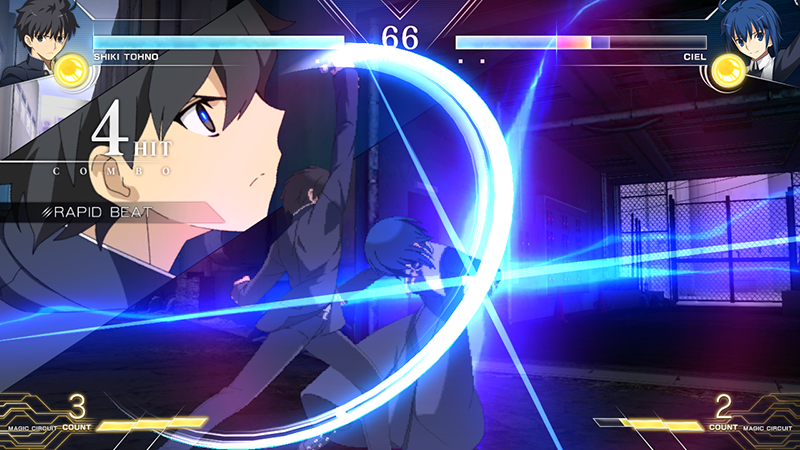 Melty Blood: Type Lumina annunciato per PS4, Xbox One e Switch 15
