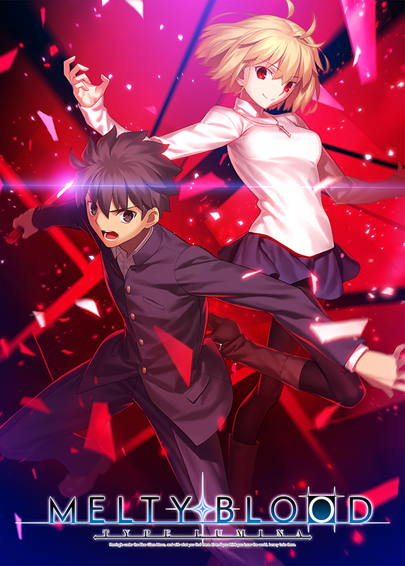Melty Blood: Type Lumina annunciato per PS4, Xbox One e Switch 16