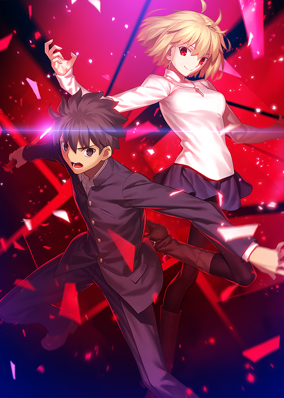 Melty Blood: Type Lumina annunciato per PS4, Xbox One e Switch 17