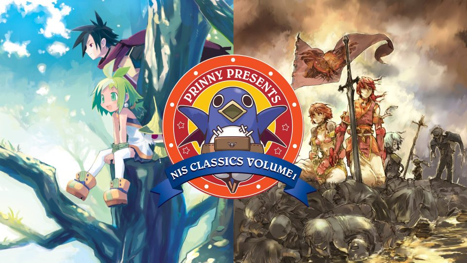 Prinny Presents NIS Classics Volume 1