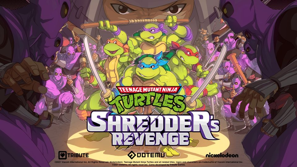 Teenage Mutant Ninja Turtles: Shredder's Revenge annunciato per Console e PC 1