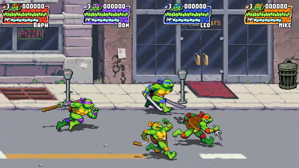 Teenage Mutant Ninja Turtles: Shredder's Revenge annunciato per Console e PC 2