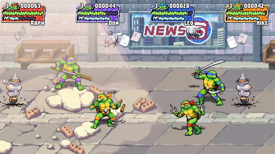 Teenage Mutant Ninja Turtles: Shredder's Revenge annunciato per Console e PC 3