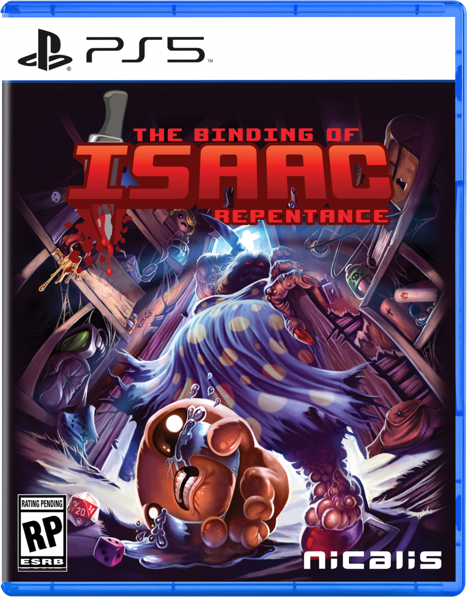 The Binding of Isaac: Repentance su PS5, PS4 e Switch arriva nel Q3 2021 19