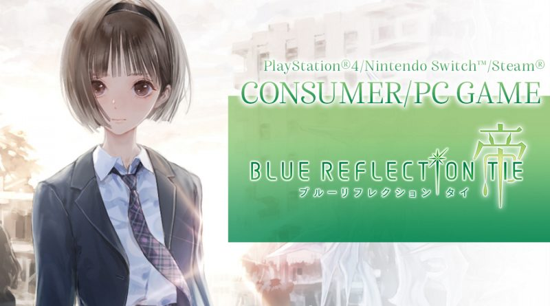 Blue Reflection: Second Light