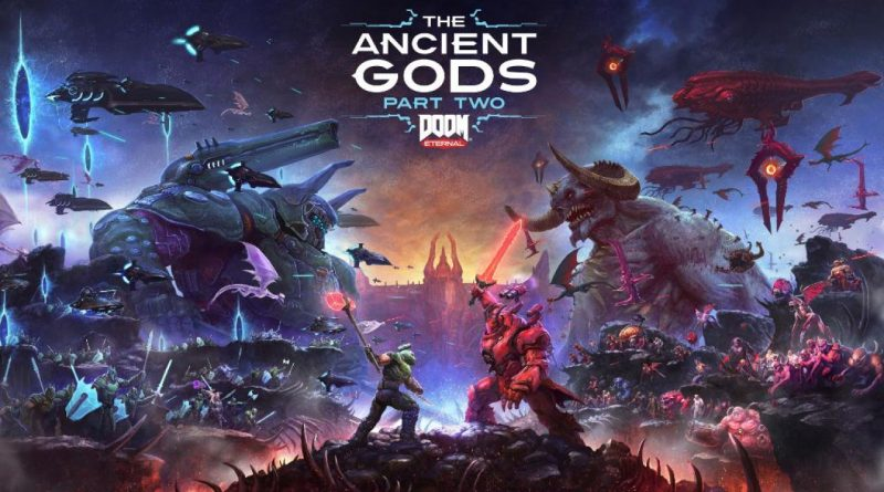 "DOOM Eternal ""The Ancient Gods, Part Two"""