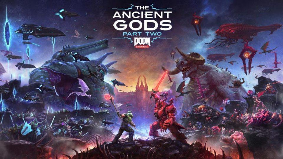 "DOOM Eternal ""The Ancient Gods, Part Two"""