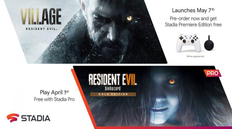 Resident Evil Stadia