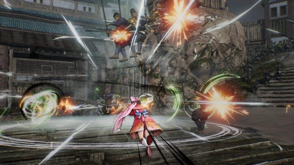 Samurai Warriors 5, nuovi dettagli e immagini 1