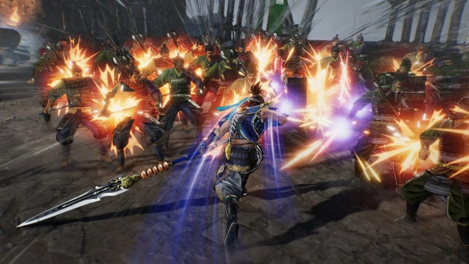 Samurai Warriors 5, nuovi dettagli e immagini 4