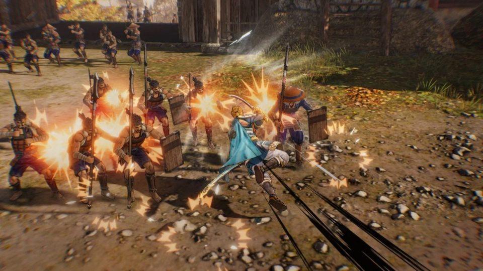 Samurai Warriors 5, nuovi dettagli e immagini 9