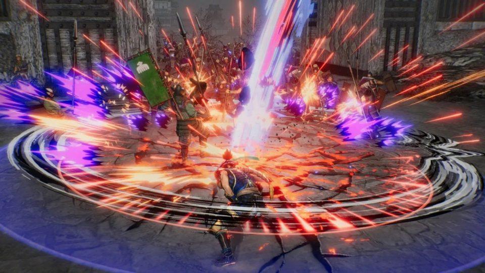 Samurai Warriors 5, nuovi dettagli e immagini 18