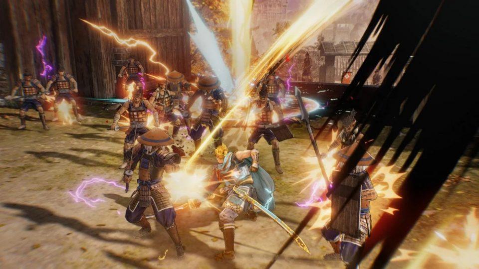 Samurai Warriors 5, nuovi dettagli e immagini 21