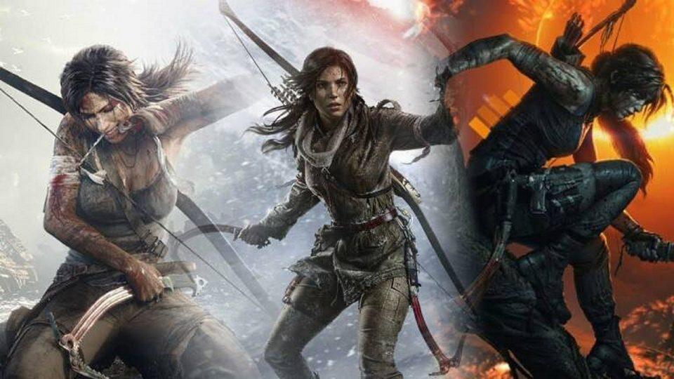 Tomb Raider: Definitive Survivor Trilogy