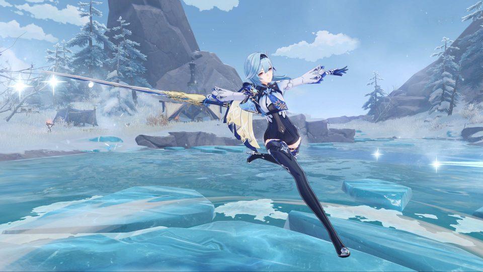 Genshin Impact arriva su PS5 il 28 Aprile assieme alla versione 1.5 2