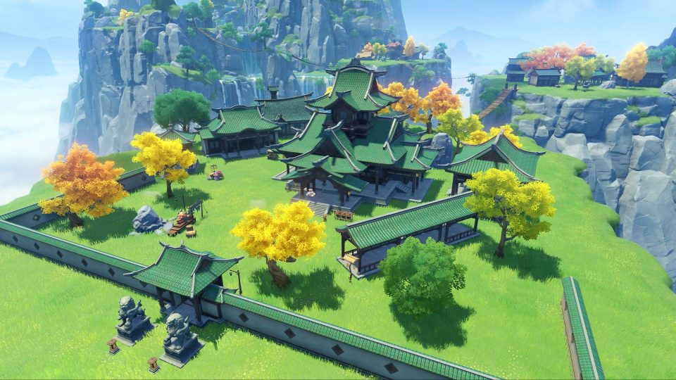 Genshin Impact arriva su PS5 il 28 Aprile assieme alla versione 1.5 8