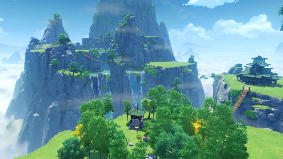 Genshin Impact arriva su PS5 il 28 Aprile assieme alla versione 1.5 9