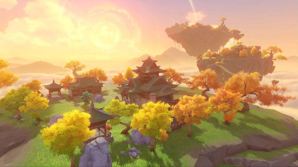 Genshin Impact arriva su PS5 il 28 Aprile assieme alla versione 1.5 10