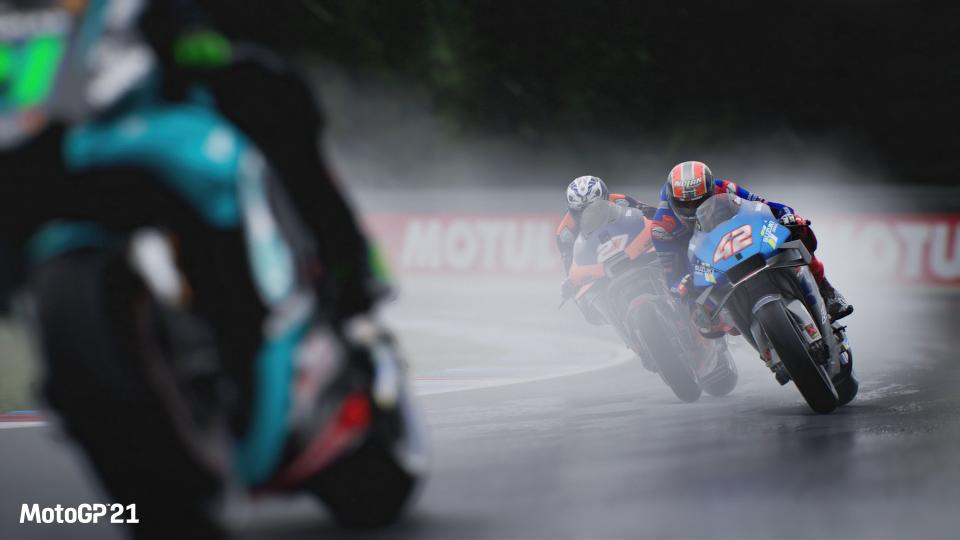 CGCReviews: MotoGP 21 2