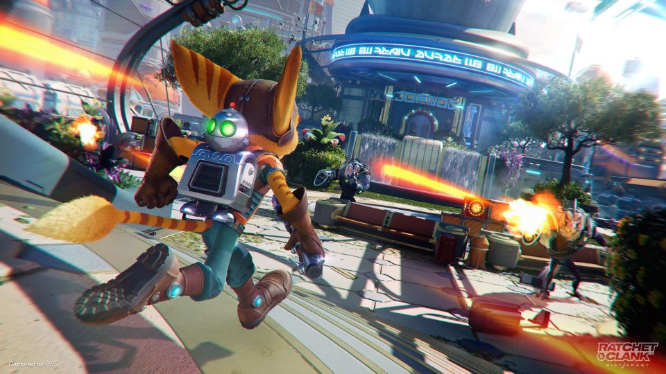 Ratchet & Clank: Rift Apart, presentazione State of Play e screenshot 5